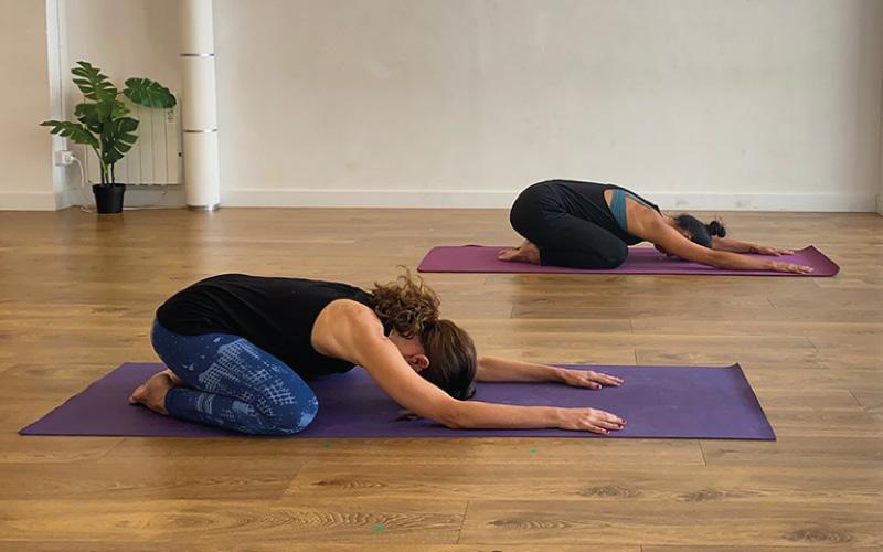 yoga embarazo xuan