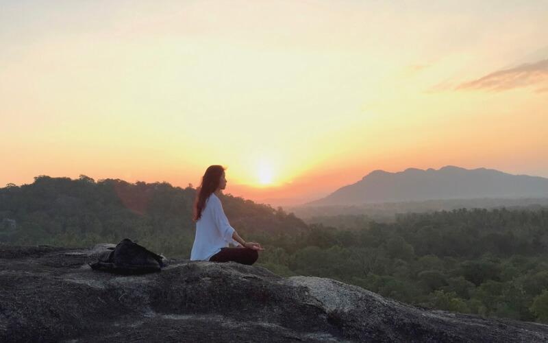 karma yoga meditatión