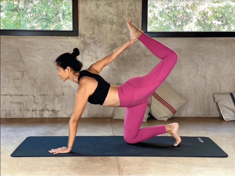 yoga challenge principiantes