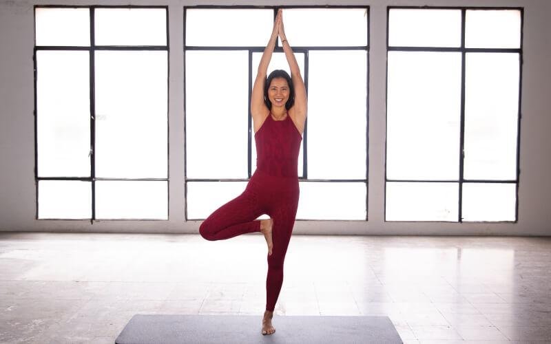 beneficios del hatha yoga