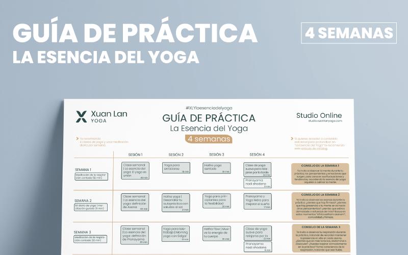 rutina yoga basica