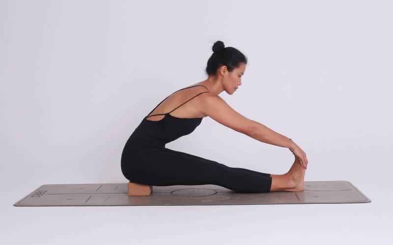usos bloques yoga