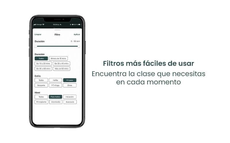 filtros Studio Online