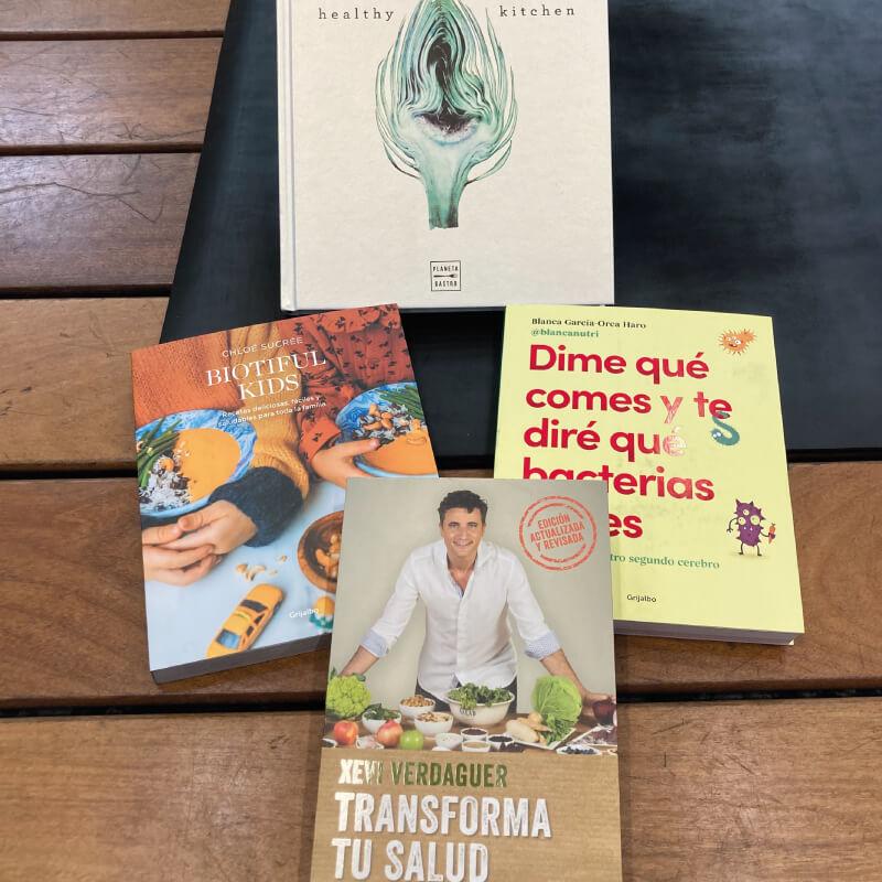 libros alimentacion saludable