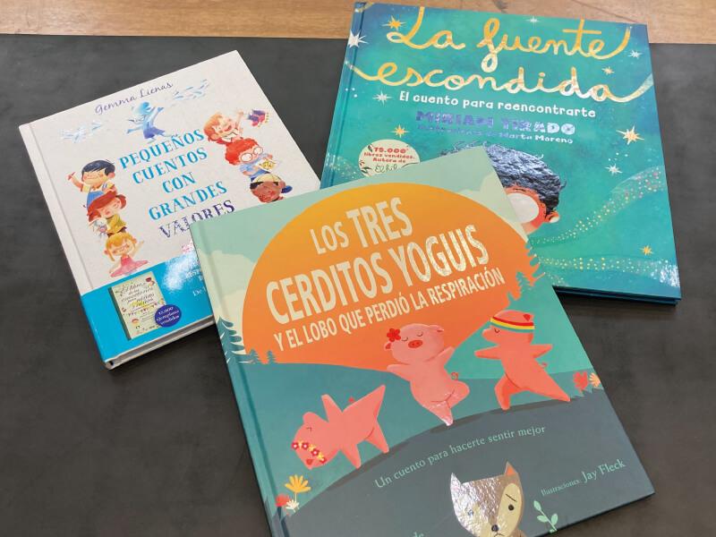 libros de yoga infantiles