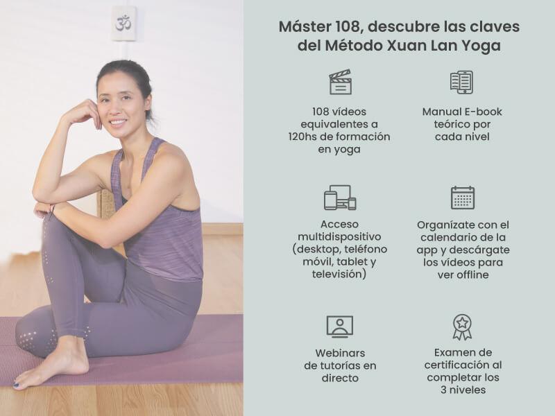 master xuan lan 108