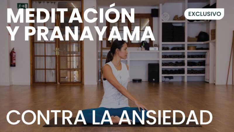 pranayama para la ansiedad