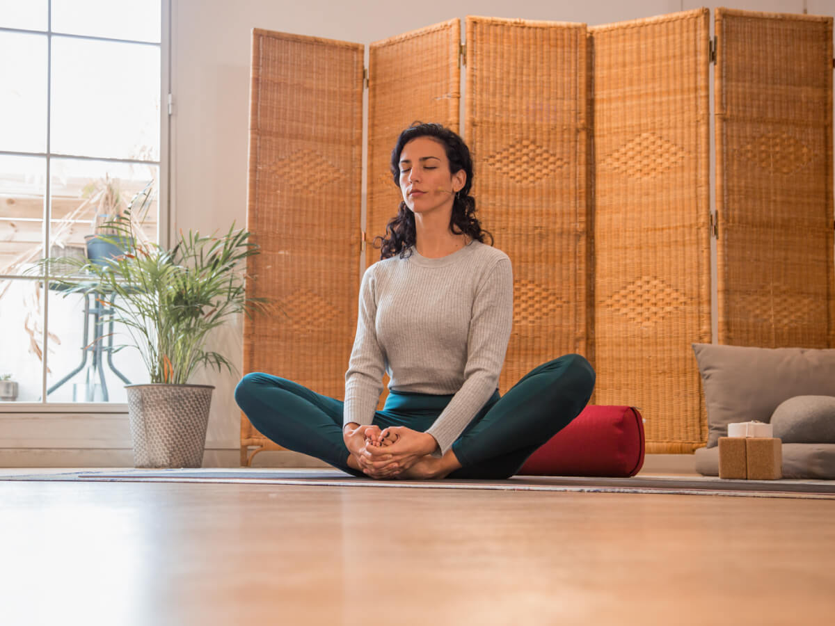 yoga para la menopausia