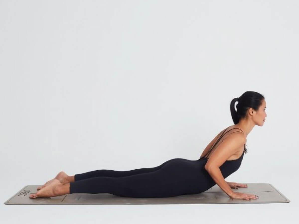 clase de yoga en directo