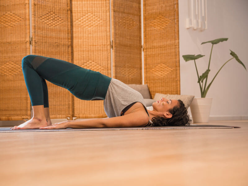 yoga para suelo pélvico