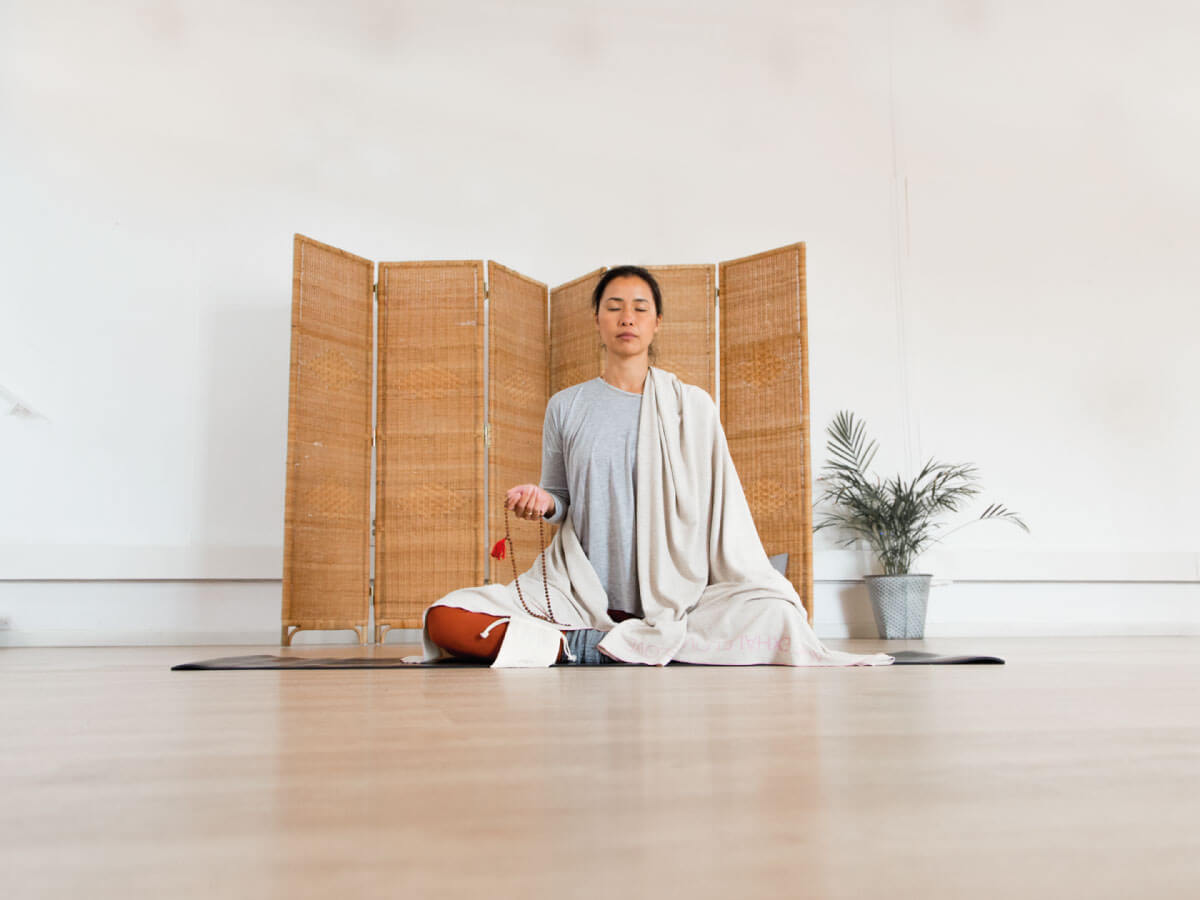 meditacion con japa mala