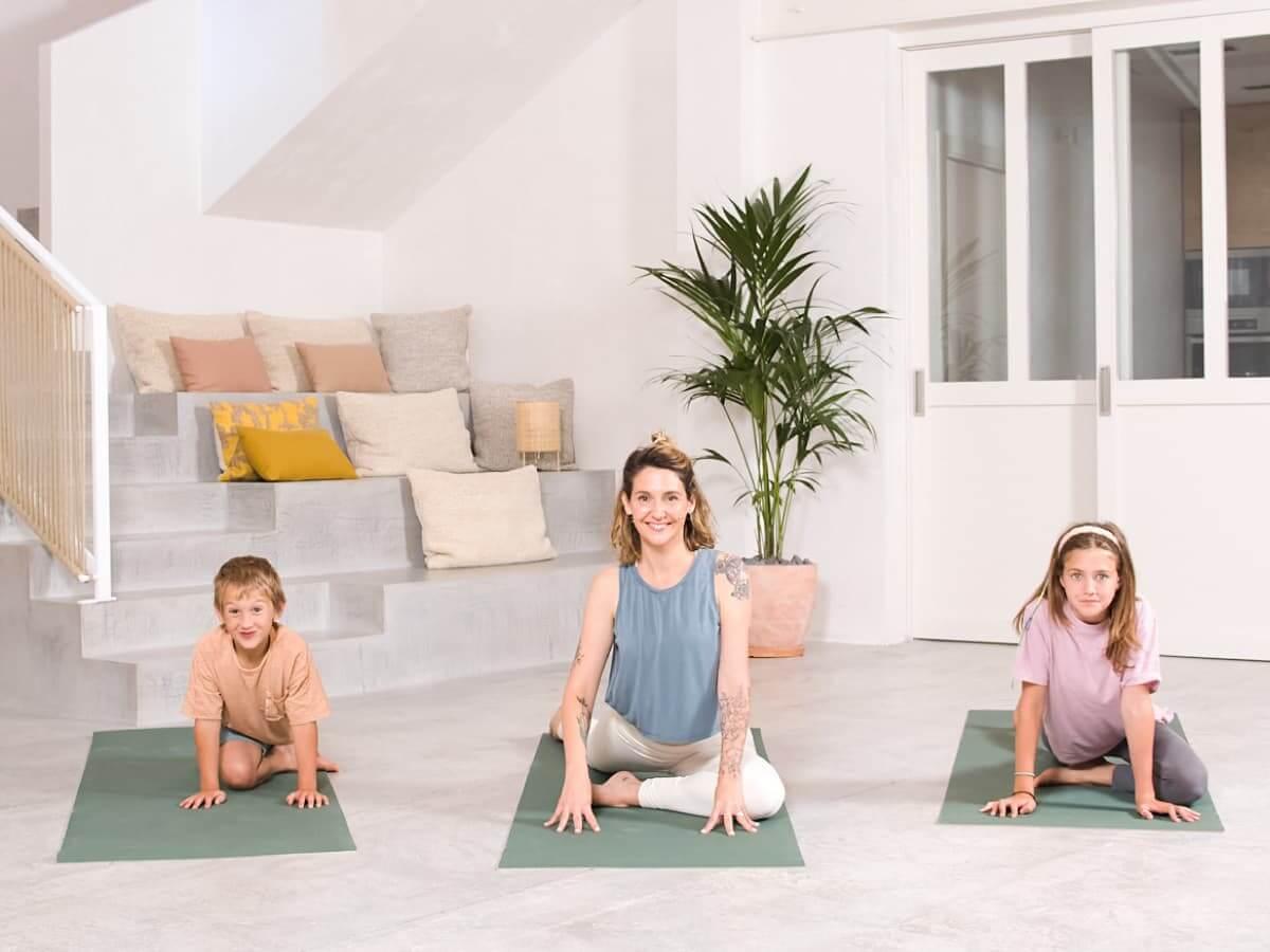 yoga con niños episodio1