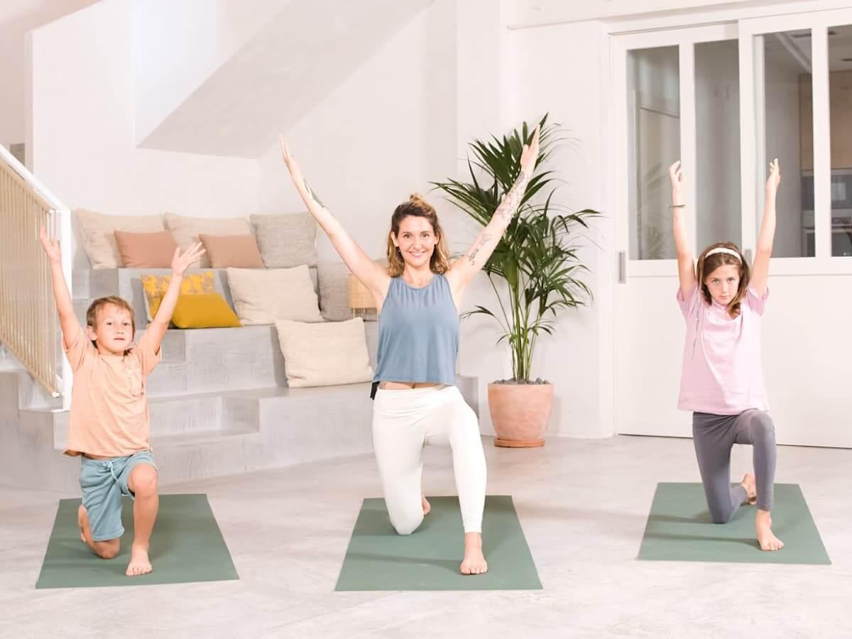 yoga con niños episodio2