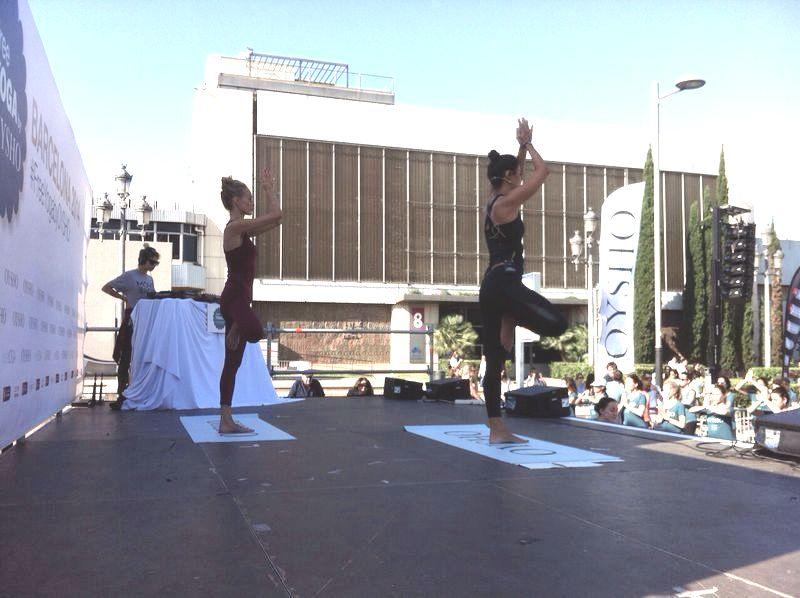 Yoga Masterclass Barcelona