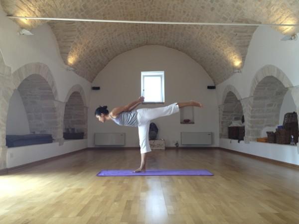 yoga en Italia