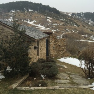 Vista Brangly invierno