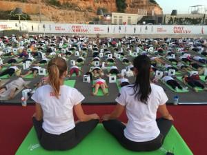 Sunset Yoga Port Adriano Mallorca-2