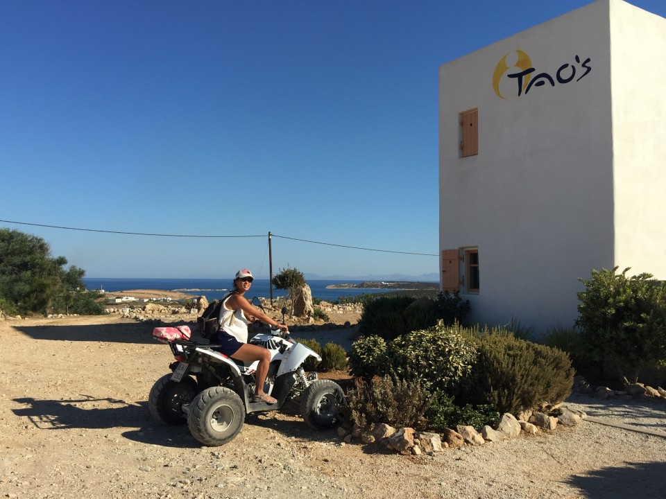 tao's Center yoga Paros