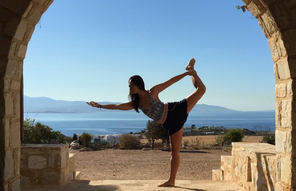 Tao's center Yoga en Paros