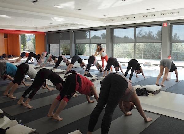 xuanlan yoga