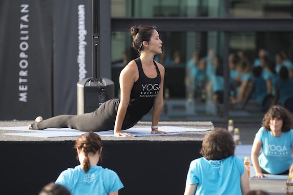 masterclass de yoga metropolitan