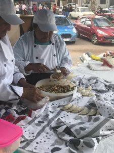 Empanadas saltenas Xuan Lan
