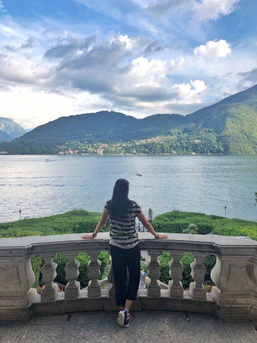 Lago di Como Xuan Lan